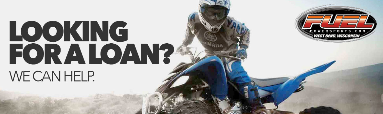 Motorcycle ATV Snowmobile Financing | Loans at Fuel