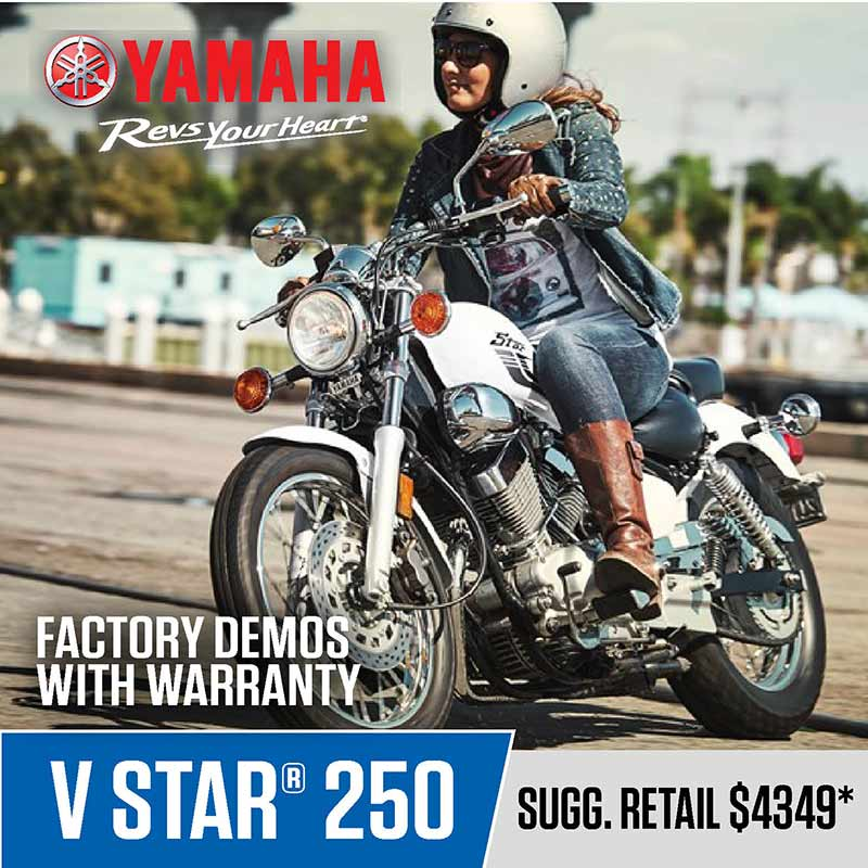 Yamaha Dealer Motorcycle ATV Side by Side Clearance sale