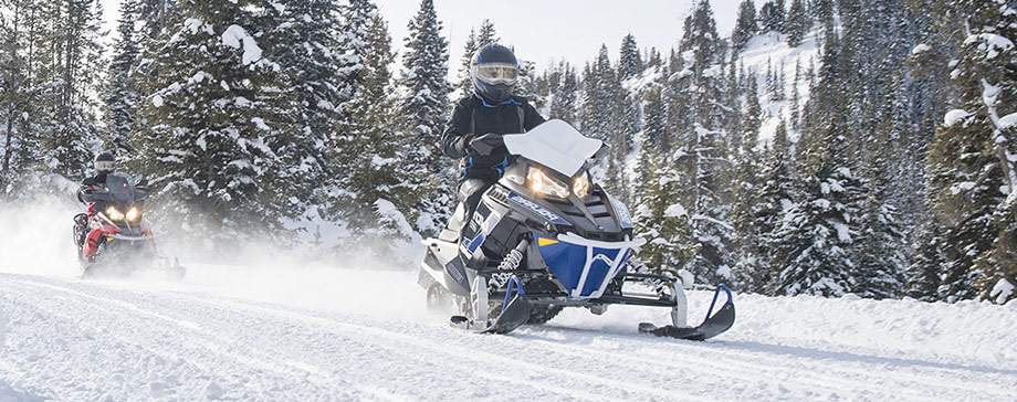 Buy a New or Used Snowmobile near Milwaukee, WI